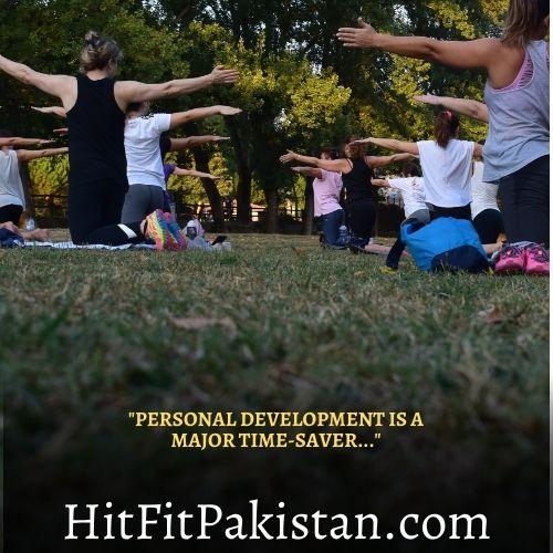 personality development activities